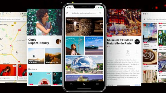 L'application Cultur'Easy dynamise le tourisme culturel et patrimonial