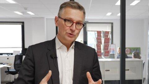 3 min avec Hugues Dollé, Groupe Sigma - Exclusive RH