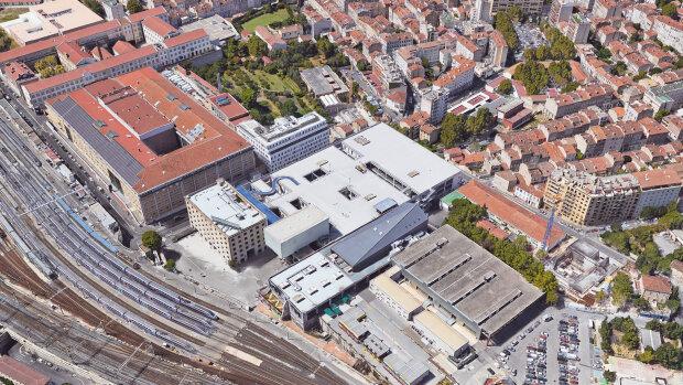 30 sans-abri hébergés à la Friche La Belle de Mai (Marseille)