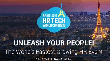 En 2015, HR Tech Europe aura lieu à Paris !