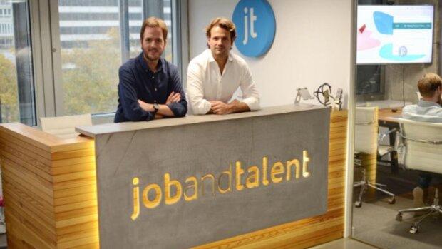 Felipe Navio et Juan Urdiales, fondateurs de Jobandtalent: des ambitions toujours rehaussées - © D.R.