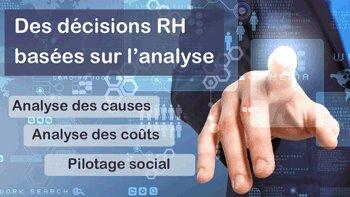 Avec DéciRH, HAVASU diagnostique les risques sociaux - D.R.