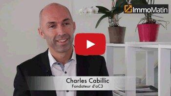 3 min avec Charles Cabillic, fondateur d'aC3 - D.R.