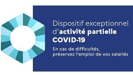 Covid-19: activité partielle - © D.R.