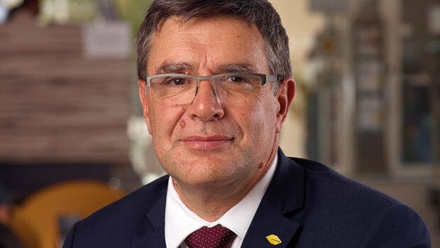 Jean-Marc Torrollion, président de la FNAIM - © D.R.