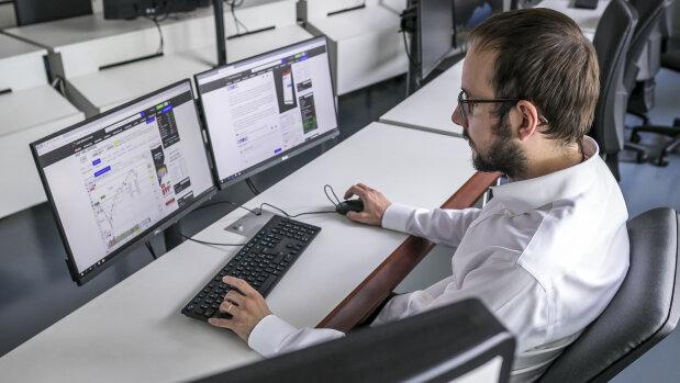 140 enseignants se sont inscrits à la formation Python proposée par Neoma. - © CPU/ Université de Montpellier