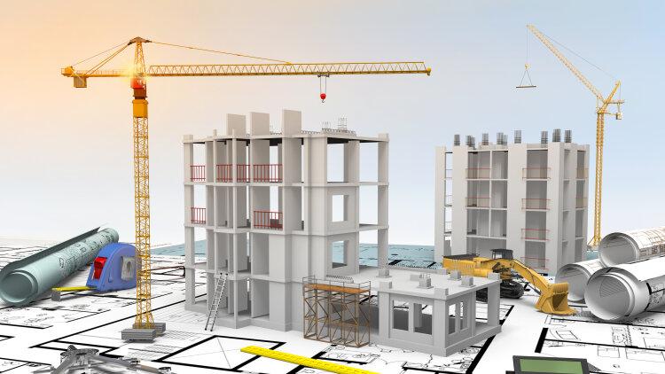 Construction de logements - francis bonami - stock.adobe.com ©francis bonami - stock.adobe.com