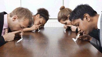 Peut-on soumettre les candidats à un test de dépistage de drogue? - © D.R.