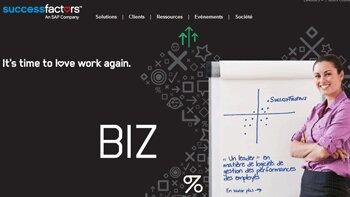 SuccessFactors: une solution aussi adaptée aux PME? - D.R.