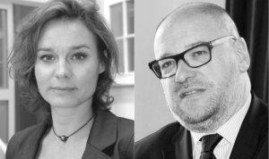 Ann Avril et Joël Echevarria prennent la tête de l'Association française des fundraisers. - © AFF