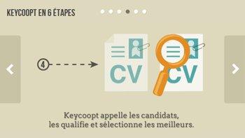 Keycoopt: le recrutement par le réseau à grande échelle - © D.R.