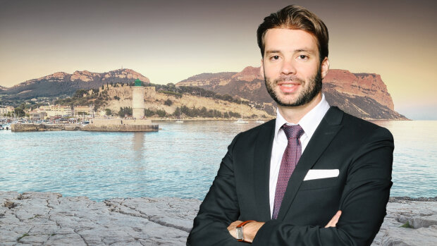 Pierrick Pretot, CEO de Le Prospecteur, le «booster» de la prospection immobilière - © D.R.