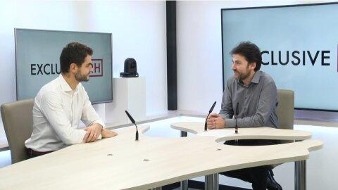 Exclusive RH TV - Rencontre avec Loïc Michel, CEO, 365Talents -