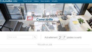 Dailymotion dématérialise ses dossiers salariés grâce à Novapost - © D.R.