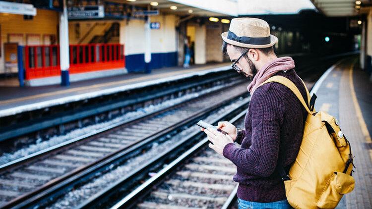 Avec le mobile, Logic-Immo guide les acheteurs vers les agences - D.R.