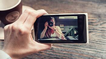 Et si votre smartphone devenait un photographe professionnel? - © D.R.