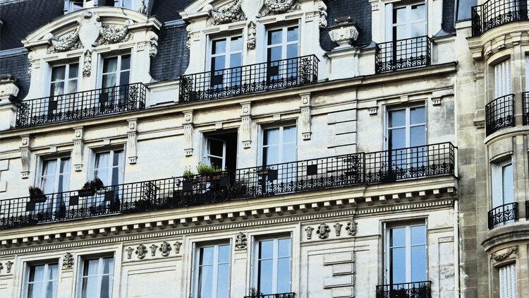 Immeuble Haussman -