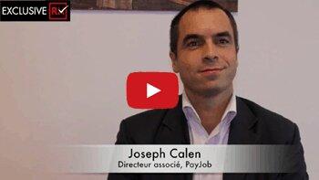 3 min avec Joseph Calen, PayJob - D.R.