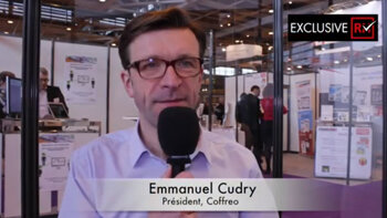 3 min avec Emmanuel Cudry, Coffreo - D.R.