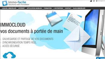 Immo-Facile propose des contrats types garantis juridiquement - © D.R.