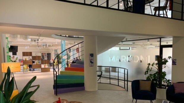 OpenClassrooms inaugure son nouveau siège à Paris en respectant le nouveau protocole sanitaire - © D.R.