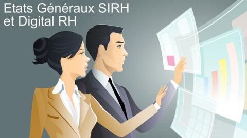 Les pratiques de digital RH sondées par Le Cercle SIRH - D.R.