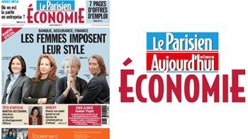 Le Parisien Économie 100% Femmes : un numéro exceptionnel le 3 mars - D.R.