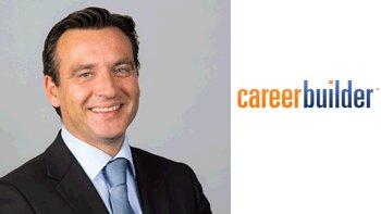 """"""" En 2013, CareerBuilder France a consolidé sa croissance """" Frédéric Woldanski, DG CareerBuilder Fra - D.R."""