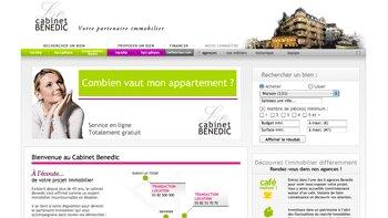 Paroles d'agent: «Notre chiffre d'affaires est en nette progression», Thierry Bénédic, cabinet Béné - © D.R.