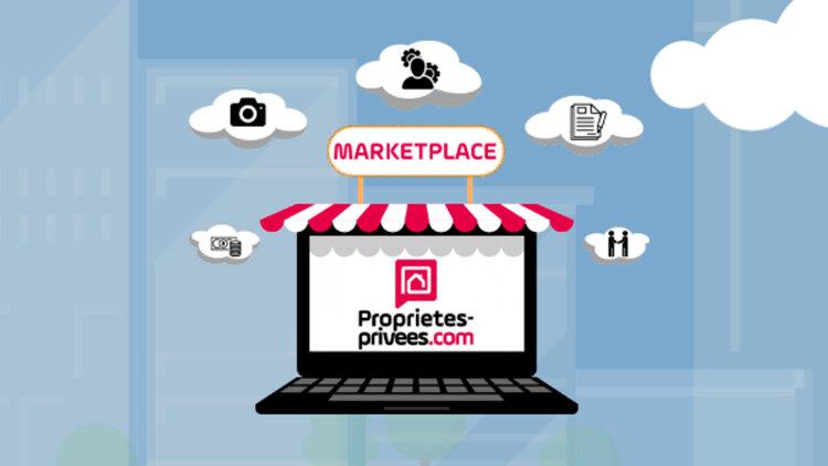 Propriétés Privées lance sa marketplace - D.R.