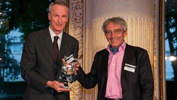 Michelin décroche le Trophée du capital humain 2014 - D.R.