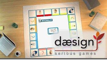 Michelin forme ses 3 000 commerciaux avec un serious game - D.R.