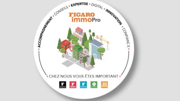 Figaro Immo Pro: le nouvel écosystème des marques immobilières