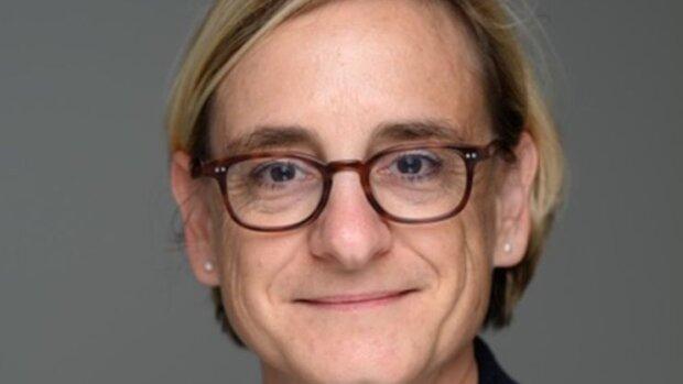Frédérique Ville, CEO de Digiposte, présente la nouvelle option de communication DRH - © D.R.