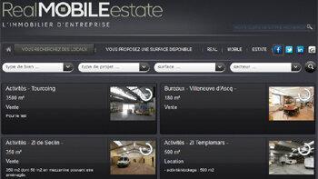 Real Mobile Estate: les nouvelles technologies au service de l'immobilier d'entreprise - © D.R.
