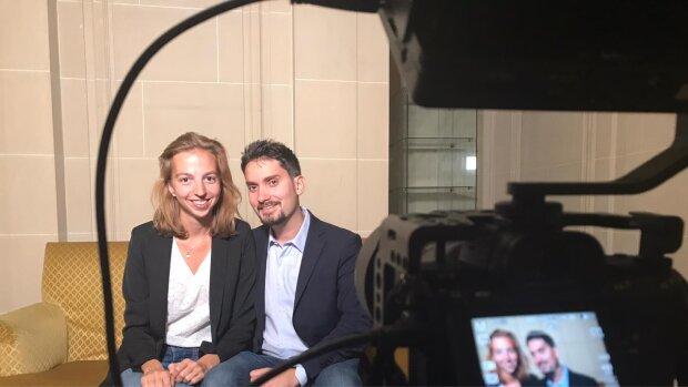 Alice Barbiery et Baptiste Vandenborght, cofondateurs de Yuccan Lead - © D.R.