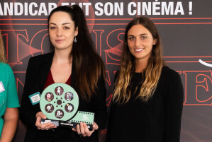 Audrey Bertrand et Floriane Lacroix, étudient à South Champagne BS