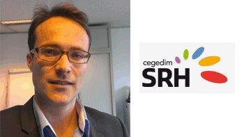 """""""Notre expertise est reconnue dans le domaine du retail"""" Benoit Garibal, Cegedim SRH - D.R."""
