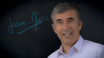 """""""Le taux d'engagement de nos MOOC est de 70 %"""", Jean-Marc Tassetto, Coorpacademy - D.R."""