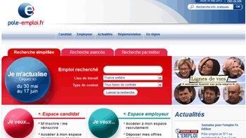 Les annonces de 8 job-boards bientôt accessibles sur le site de Pôle emploi - D.R.