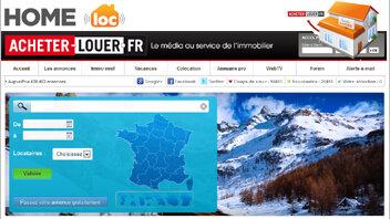 Acheter-Louer.fr se lance dans la location saisonnière avec Homeloc - D.R.