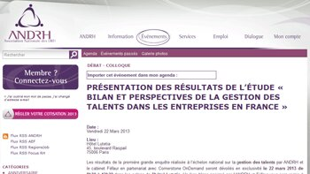 Gestion des talents: 5 idées reçues - D.R.