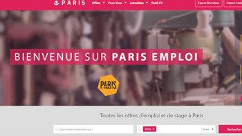 La Ville de Paris lance son site emploi - D.R.