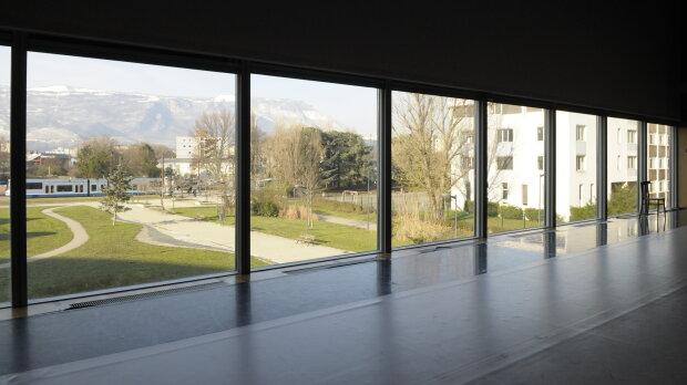 Un des studios du CCN2 de Grenoble. - © D.R.