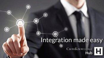 CrossKnowledge lance sa propre plateforme d'intégration - © D.R.