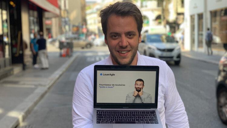 """LouerAgile lance le """"prêt à louer"""" pour les professionnels de l'immobilier - D.R."""