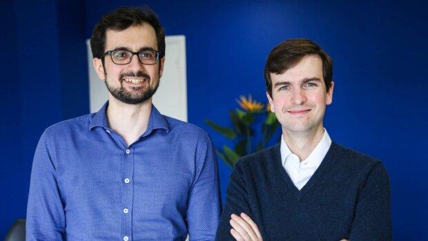 Laurent Kretz et Gilles Bourcy, cofondateurs de Homepilot - © D.R.