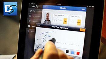 Docusign, le spécialiste de la signature électronique s'ouvre au marché immobilier français - © D.R.
