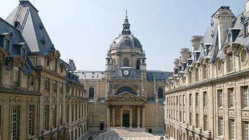 Le nombre d'étudiants britanniques en échange à Sorbonne Université a baissé cette année. - © D.R.