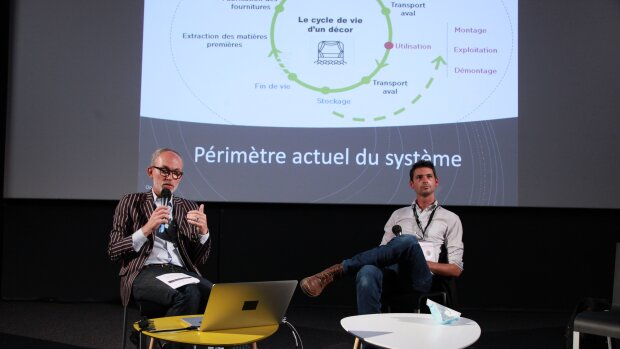 « 1 entreprise / 1 start up » à Think Culture 2020 : EDEOS de Leonardi Consulting à l'Opéra de Lyon